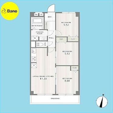 中古マンション-足立区東和3丁目 資料請求、ご内見ご希望の際はご連絡下さい。