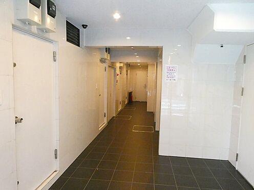 中古マンション-中央区銀座2丁目 エレベータまでのアプローチ