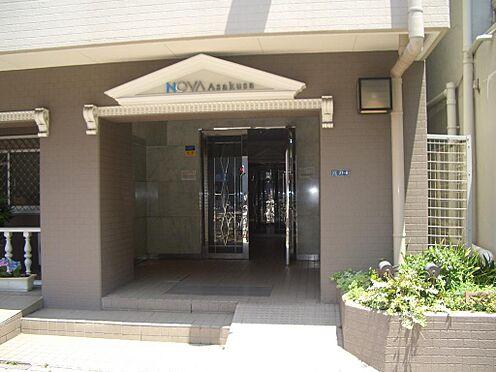 マンション(建物一部)-台東区浅草4丁目 エントランスアプローチ
