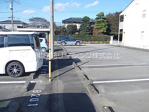 アパート-那珂市菅谷 駐車場