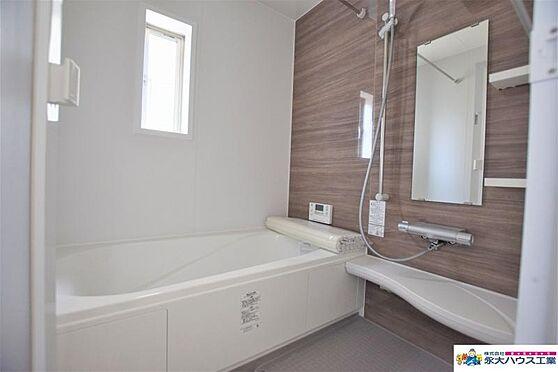 新築一戸建て-多賀城市大代4丁目 風呂