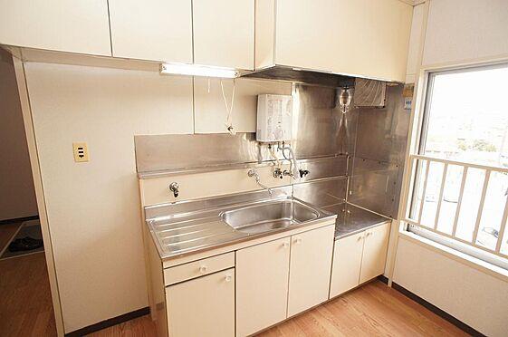 マンション(建物一部)-尼崎市田能4丁目 キッチン