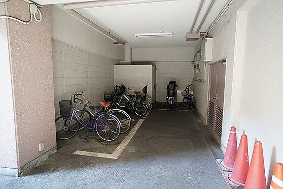区分マンション-福岡市中央区警固2丁目 駐輪場