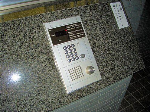 マンション(建物一部)-横浜市南区二葉町2丁目 オートロック完備です。