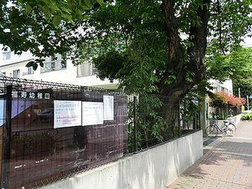 マンション(建物一部)-文京区小石川3丁目 周辺環境:福寿幼稚園