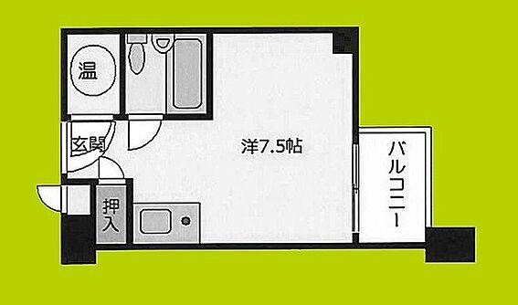 区分マンション-大阪市中央区島町2丁目 図面より現況を優先します。