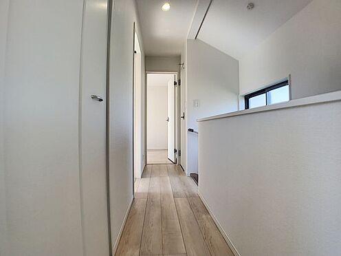 新築一戸建て-名古屋市名東区赤松台 2階の廊下です