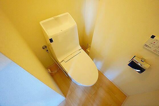 中古マンション-仙台市宮城野区福室2丁目 トイレ