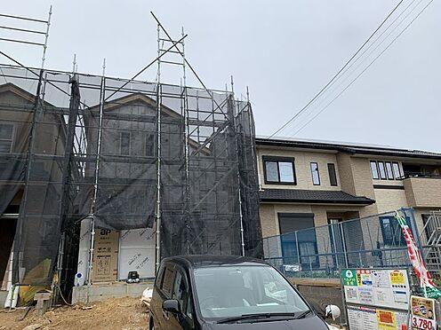 新築一戸建て-豊田市高美町6丁目 完成な住宅街に日当たり良好な2区画です。