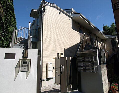 アパート-杉並区堀ノ内3丁目 外観