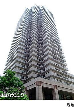 マンション(建物一部)-目黒区三田1丁目 オーナーチェンジ、角住戸、24時間有人管理、LDK20帖以上