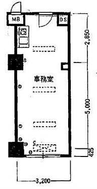 マンション(建物一部)-大阪市淀川区西中島6丁目 間取り