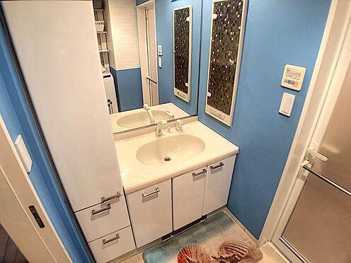 中古マンション-豊田市前山町3丁目 友人にも自慢できるおしゃれな洗面台。人とは少し違う暮らしを送りたい方へ♪