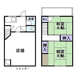 片町線 鴻池新田駅 徒歩4分