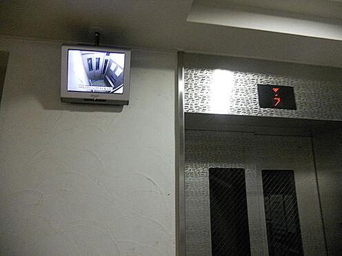マンション(建物一部)-神戸市中央区加納町3丁目 エレベーターには防犯カメラあり。