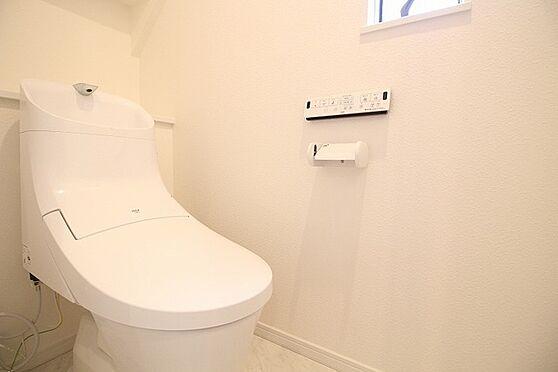 新築一戸建て-練馬区南大泉4丁目 トイレ
