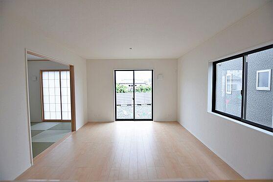 新築一戸建て-東松島市あおい1丁目 居間