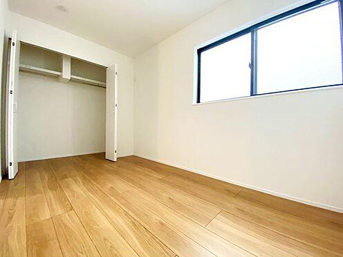 戸建賃貸-名古屋市西区笠取町1丁目 収納完備でお部屋を広く使用できます。(同仕様)