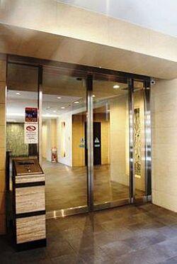 マンション(建物一部)-大阪市浪速区桜川2丁目 オートロック完備のキレイなエントランス