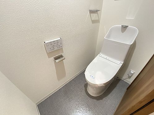 中古マンション-横浜市鶴見区駒岡3丁目 トイレ