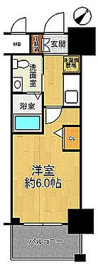区分マンション-大阪市西区九条南2丁目 図面より現況を優先します。