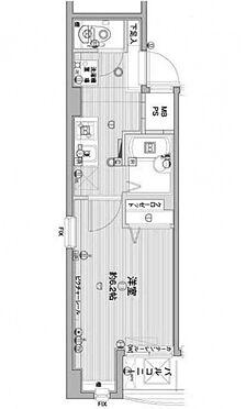 マンション(建物一部)-練馬区北町1丁目 間取り