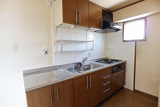 中古マンション-明石市大蔵谷奥 キッチン