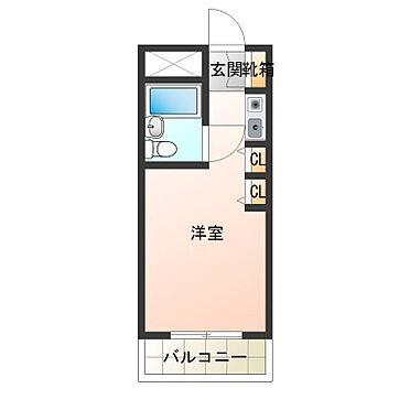 区分マンション-大阪市西成区玉出中2丁目 シンプルな単身者向けの1R