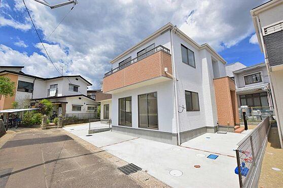 新築一戸建て-仙台市太白区西多賀2丁目 外観
