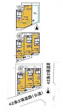 マンション(建物全部)-杉並区和泉2丁目 間取り