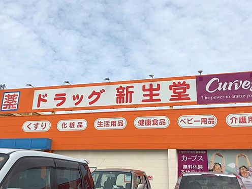 中古マンション-福岡市東区箱崎7丁目 ドラッグ新生堂千早店まで1375m