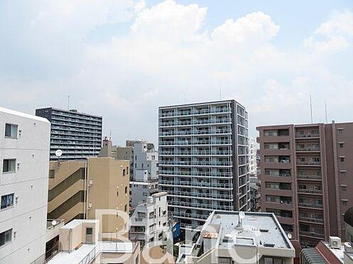中古マンション-江東区新大橋1丁目 眺望良好。