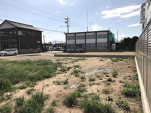土地-碧南市六軒町4丁目 周辺には高い建築物もないので、太陽光を遮られる心配もありません!