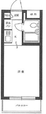 中古マンション-葛飾区高砂6丁目 間取り