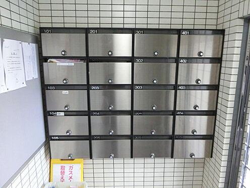 マンション(建物一部)-練馬区豊玉北3丁目 郵便ポスト