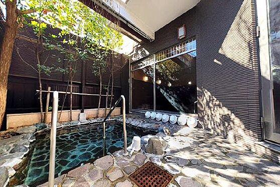 リゾートマンション-熱海市清水町 露天風呂:露天風呂もございます。サウナもある為、お好きな方はご利用ください。
