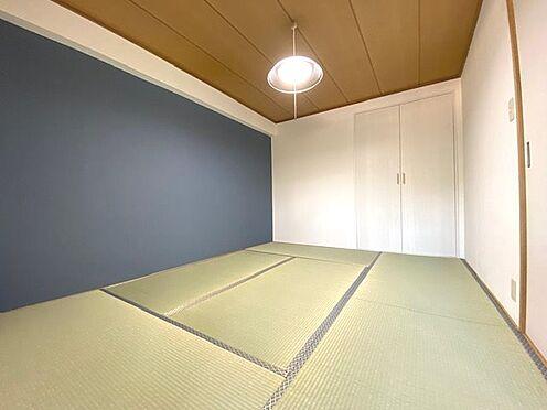 区分マンション-横浜市港北区綱島西1丁目 やっぱり畳が落ち着きます
