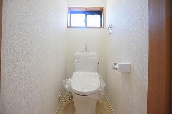 中古一戸建て-足立区大谷田5丁目 トイレ