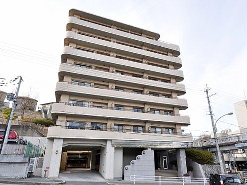 マンション(建物一部)-神戸市北区松が枝町1丁目 落ち着きのある外観です