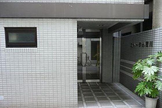マンション(建物一部)-文京区小石川2丁目 居間