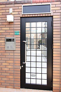 アパート-豊島区目白3丁目 入口