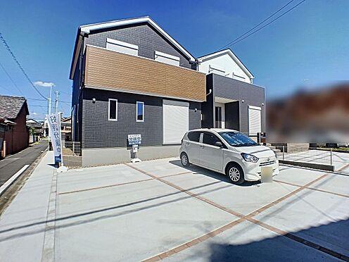 新築一戸建て-名古屋市守山区鳥羽見1丁目 角地の為日当たり良好です♪