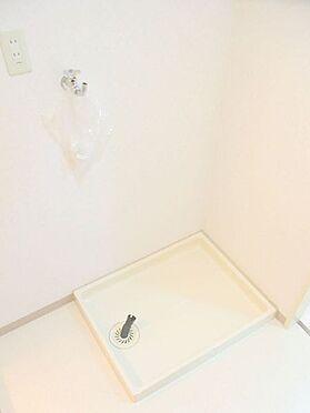 マンション(建物一部)-札幌市豊平区中の島二条2丁目 室内洗濯機置場