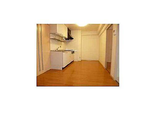 一棟マンション-大阪市東住吉区今林4丁目 キッチン