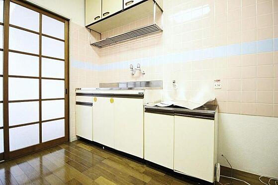 アパート-仙台市泉区山の寺1丁目 キッチン