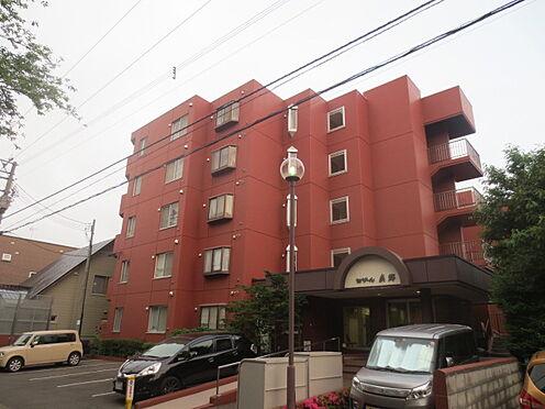 マンション(建物一部)-札幌市白石区栄通9丁目 外観