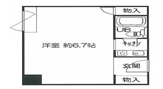 区分マンション-大阪市中央区内平野町1丁目 図面より現況を優先します。