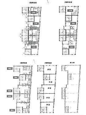 マンション(建物全部)-豊島区西巣鴨4丁目 間取り