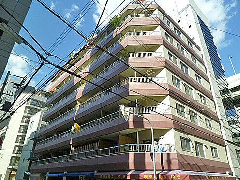 マンション(建物一部)-大阪市西区江之子島1丁目 落ち着いた外観