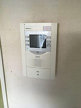 中古マンション-北本市深井3丁目 モニター付きインターホン